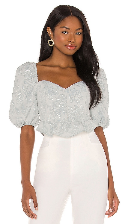 TOP CROPPED LYDIA For Love & Lemons $121
