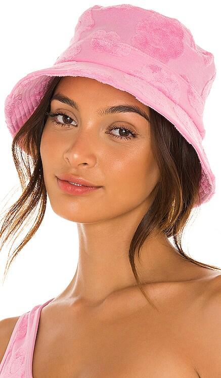 Jax Terry Bucket Hat Frankies Bikinis $75 NEW