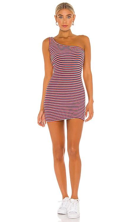 VESTIDO KINNEY Frankies Bikinis $135 NUEVO