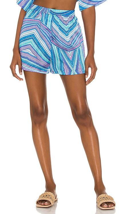 Fifi Viscose Boxer Frankies Bikinis $125 NEW