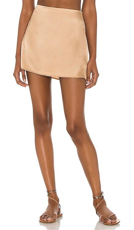 Jasper Silk Skirt Frankies Bikinis $175