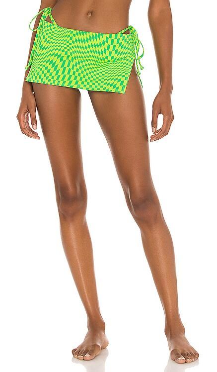Marty Skirt Frankies Bikinis $95 NEW