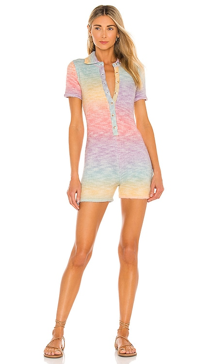 Rose Knit Romper Frankies Bikinis $250