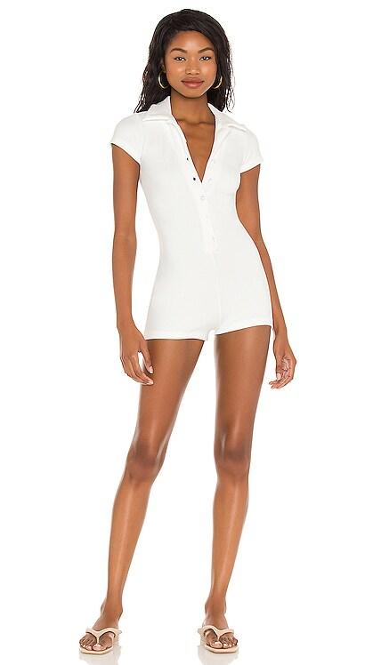 Rose Terry Romper Frankies Bikinis $135