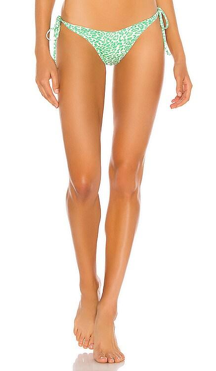 BAS DE MAILLOT DE BAIN LEIGH Frankies Bikinis $80 NOUVEAU