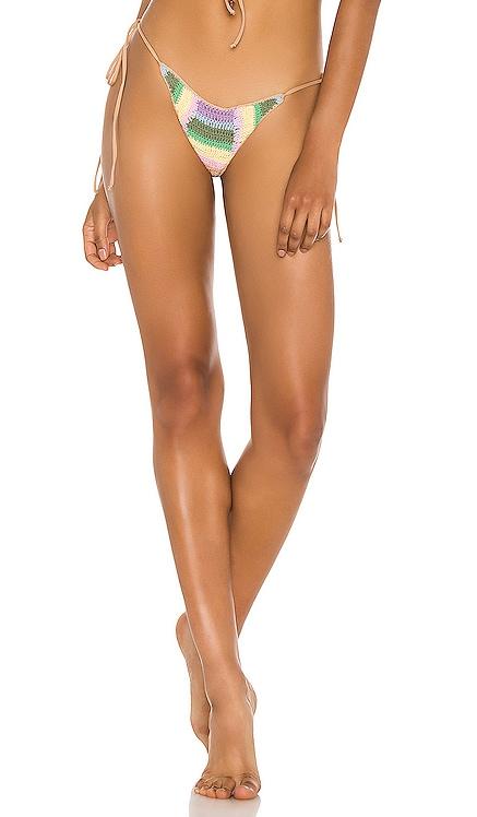 BRAGUITA BIKINI NIRVANA Frankies Bikinis $74