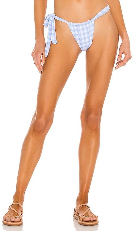 Cielo Gingham Bikini Bottom Frankies Bikinis $85 BEST SELLER