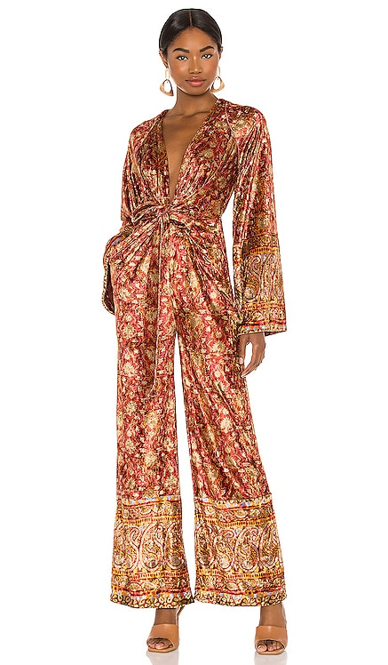 Harper Printed One Piece Free People $168