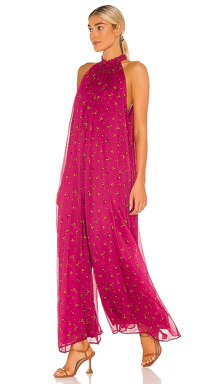 The Edge of Love Jumpsuit Free People $168
