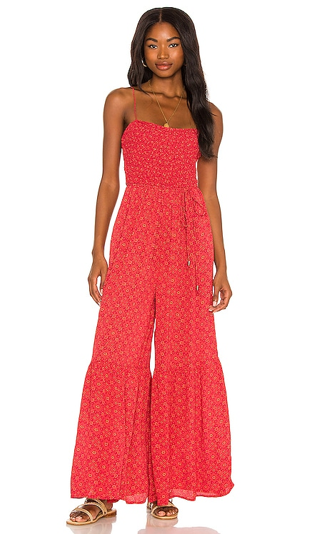 X REVOLVE Little of Your Love Jumpsuit Free People $148 NEW