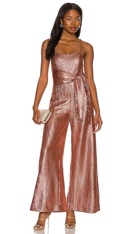 X REVOLVE Shimmer And Shine Jumpsuit Free People $168 NUEVO