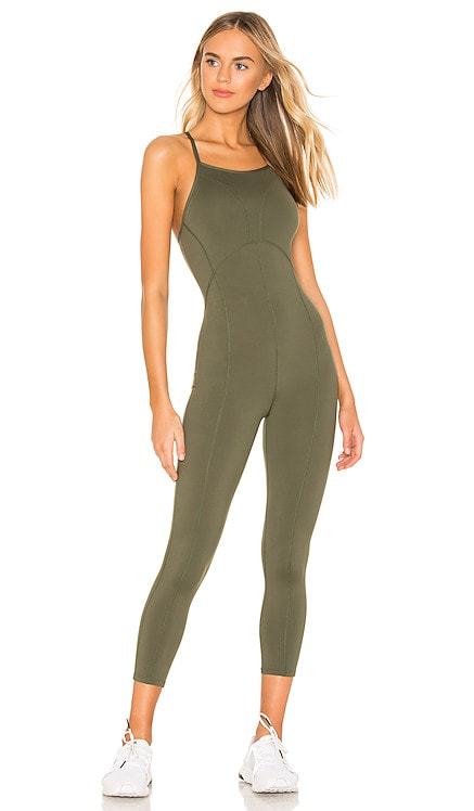 X FP Movement Side To Side Performance Jumpsuit Free People $98