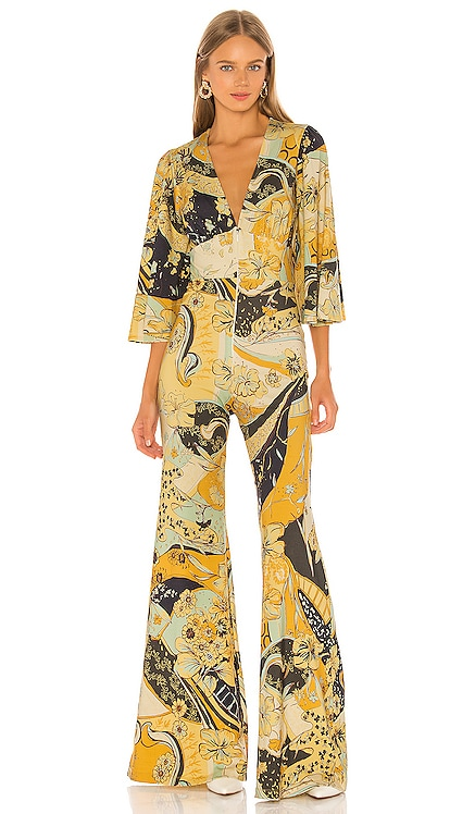 COMBINAISON FLARE NIGHT FEVER Free People $128 BEST SELLER