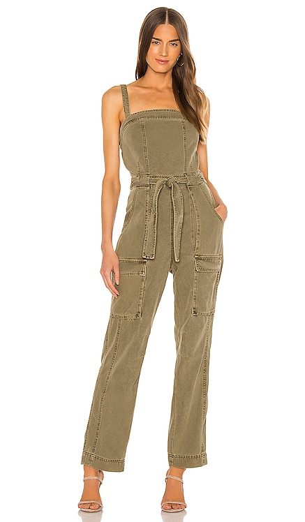 Go West Utility Jumpsuit Free People $148 BEST SELLER