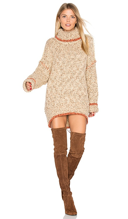 Echo Pullover Dress Free People $118