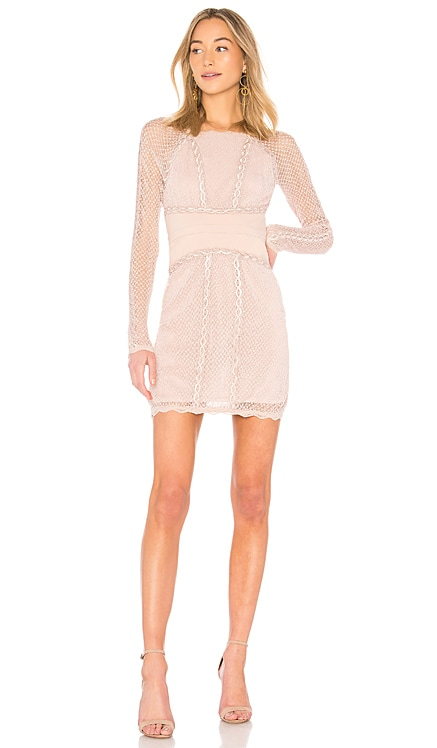 Mixed Mesh Bodycon Free People $73
