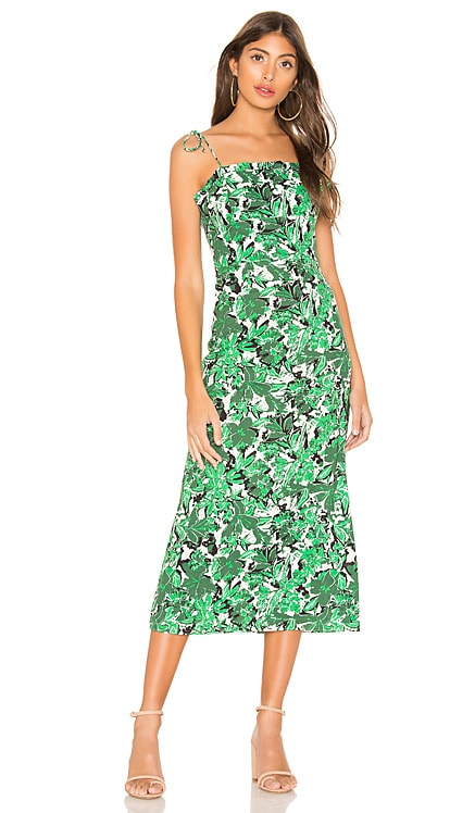 Beach Party Midi Dress Free People $64