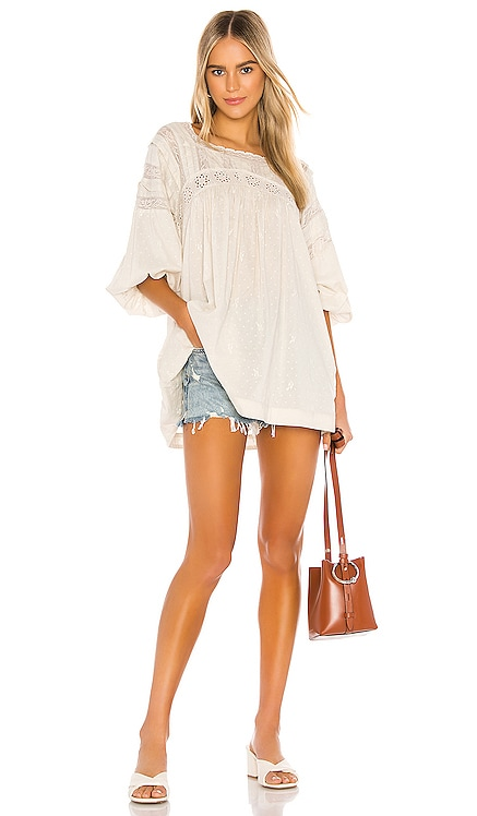 Azalea Lace Tunic Free People $72