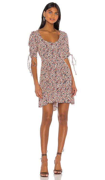 Laced Up Mini Dress Free People $128