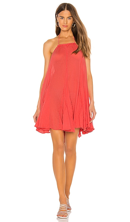 Catching Rays Mini Dress Free People $88 NEW ARRIVAL