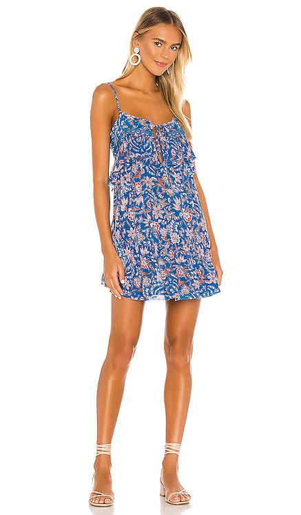 Take Me With You Ruffle Dress Free People $98 BEST SELLER