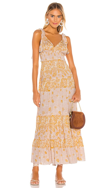 Let's Smock About It Maxi Dress Free People $128 BEST SELLER