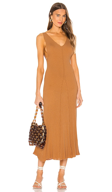 ROBE MI-LONGUE SWEET AS HONEY Free People $59