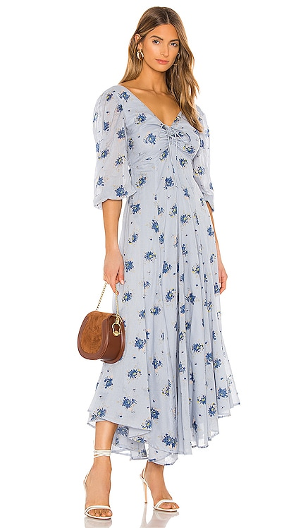 Sea Glass Midi Dress Free People $86