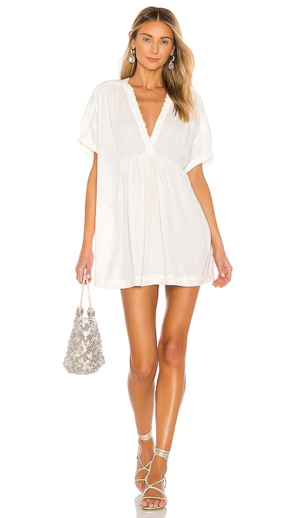 MINIVESTIDO GETAWAY WITH ME Free People $108 MÁS VENDIDO
