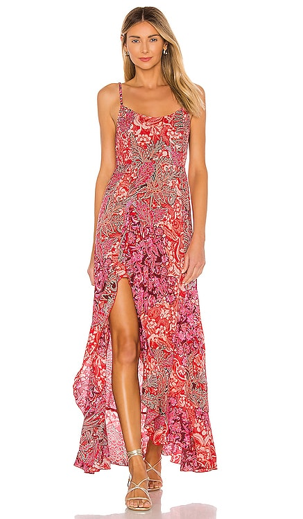 Forever Yours Smocked Slip Dress Free People $108 BEST SELLER