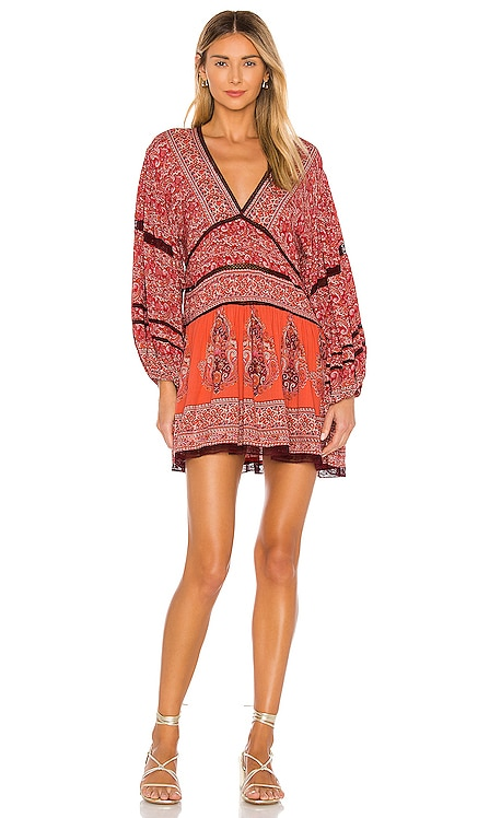 Luna Scarf Print Tunic Free People $128 BEST SELLER