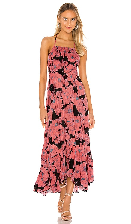 ROBE MAXI HEATWAVE Free People $108 BEST SELLER