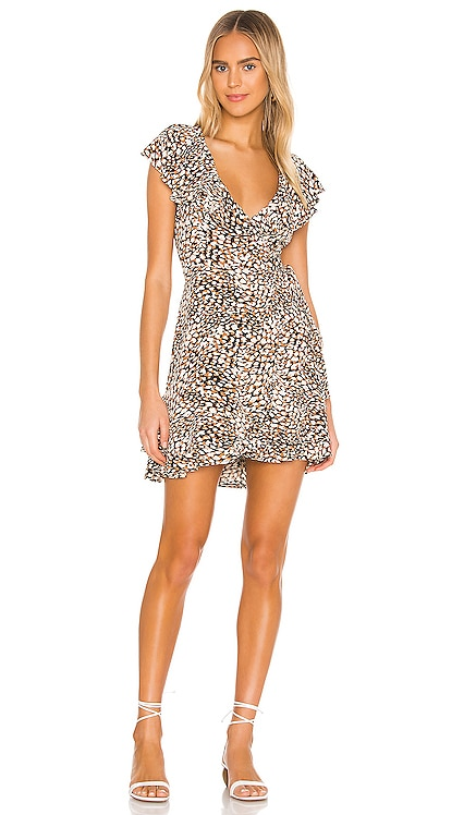 French Quarter Mini Dress Free People $128 NEW ARRIVAL