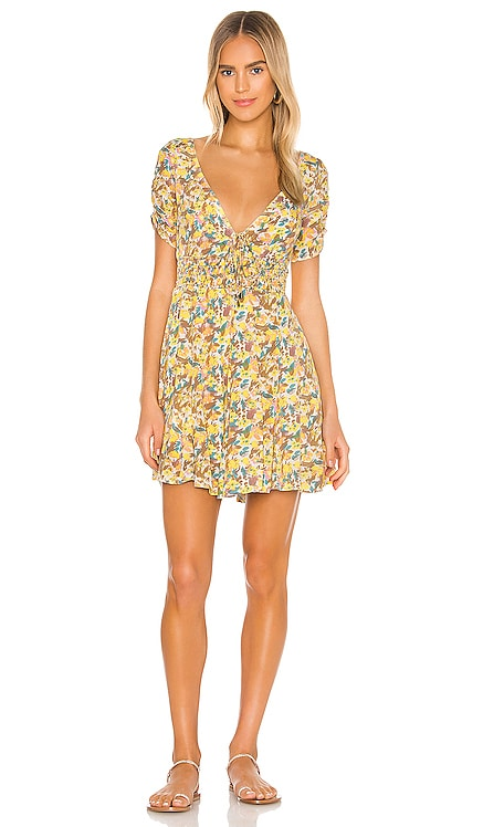 Forget Me Not Mini Dress Free People $128 NEW ARRIVAL