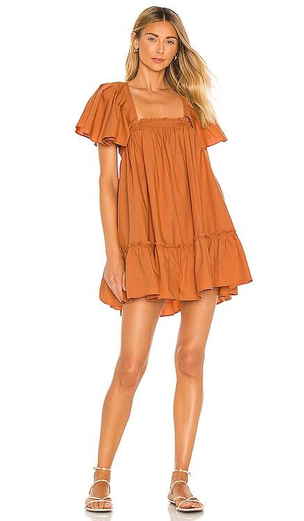 Imogene Mini Dress Free People $68