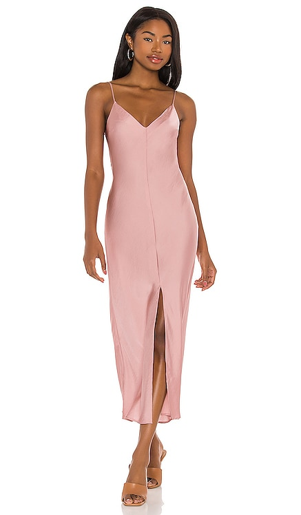 Smoke & Mirrors Midi Slip Dress Free People $98