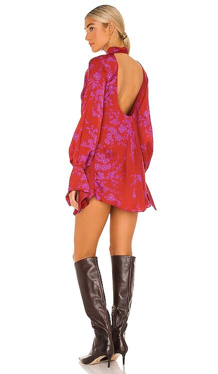 Aries Mini Dress Free People $118 NEW