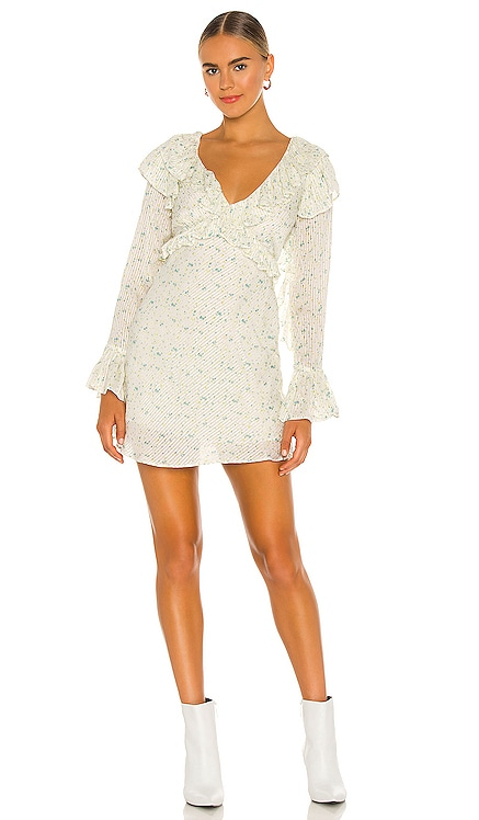 ROBE COURTE SWEETEST THING Free People $148 NOUVEAU