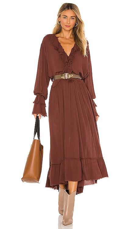 Sweet Darlin Maxi Dress Free People $168