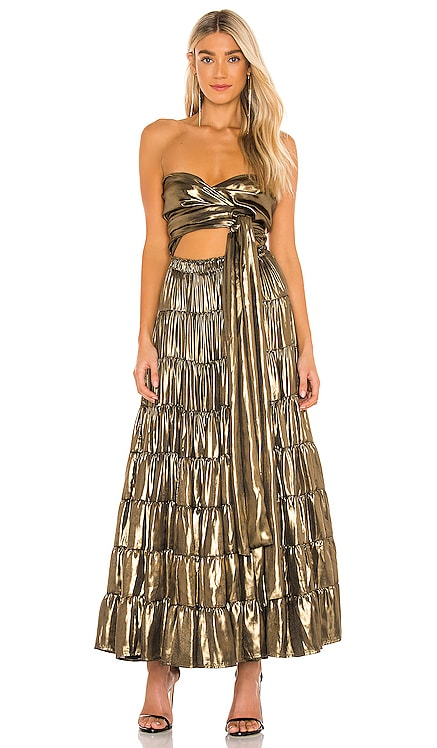 X REVOLVE Something Magical Maxi Free People $300