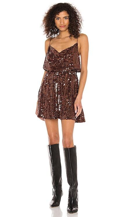 X REVOLVE Shimmerfest Mini Dress Free People $250
