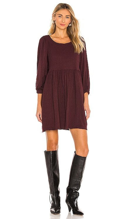 Get Obsessed Babydoll Dress Free People $68