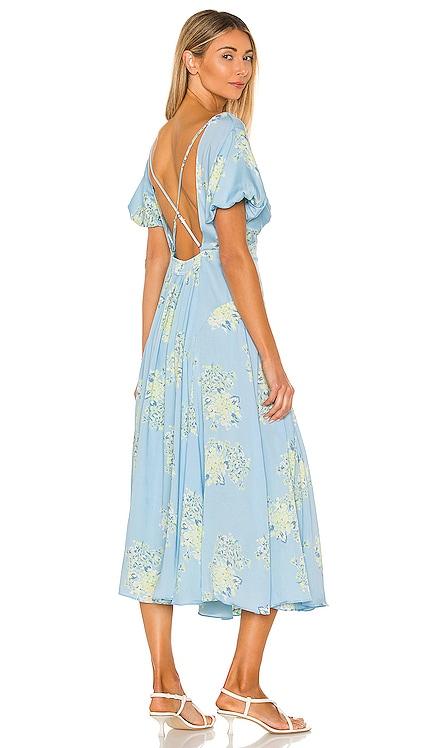 Laura Printed Dress Free People $148
