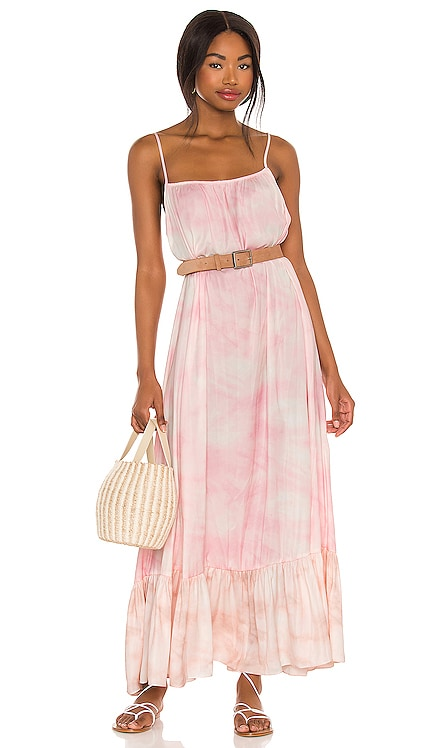 Full On Maxi Slip Dress Free People $108 NEW