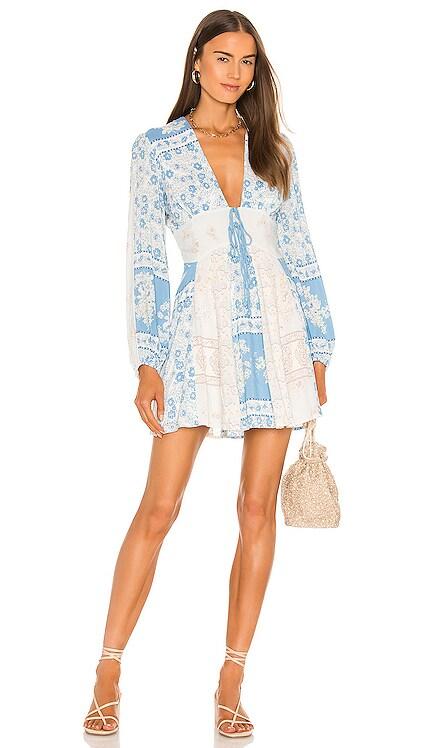 Mixin It Up Mini Dress Free People $128