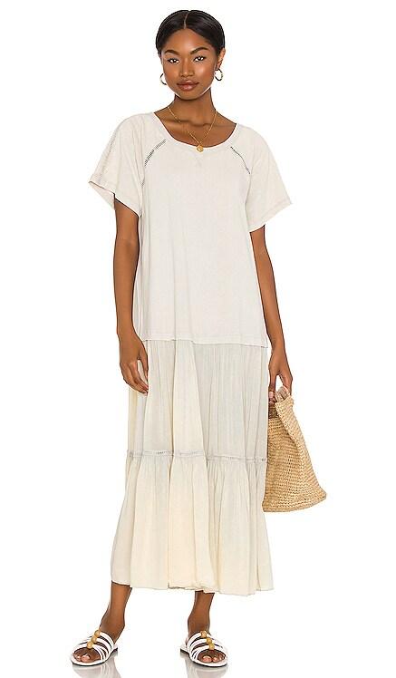 Sun Fade Midi Dress Free People $128 NEW