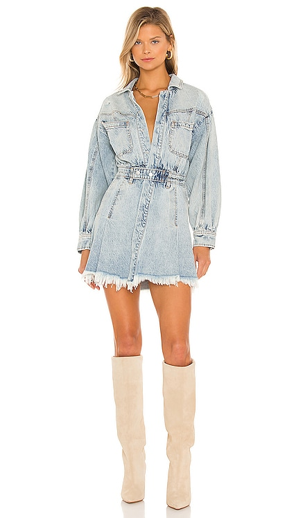 ROBE CHAIN OF COMMAND Free People $148 NOUVEAU