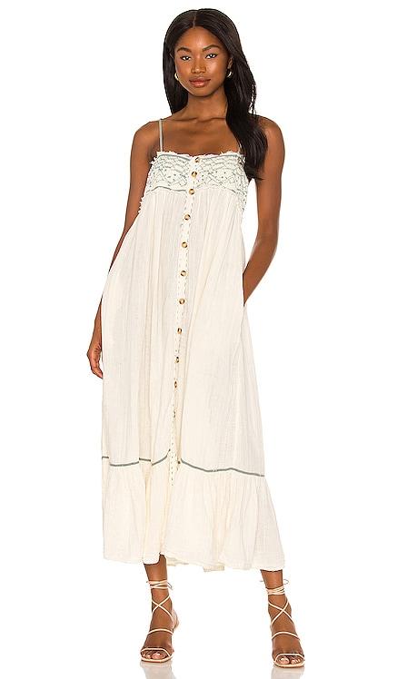 Linda Jo Midi Dress Free People $148 NEW