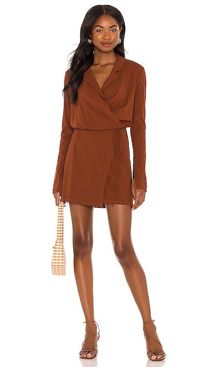 Helena Wrap Dress Free People $128
