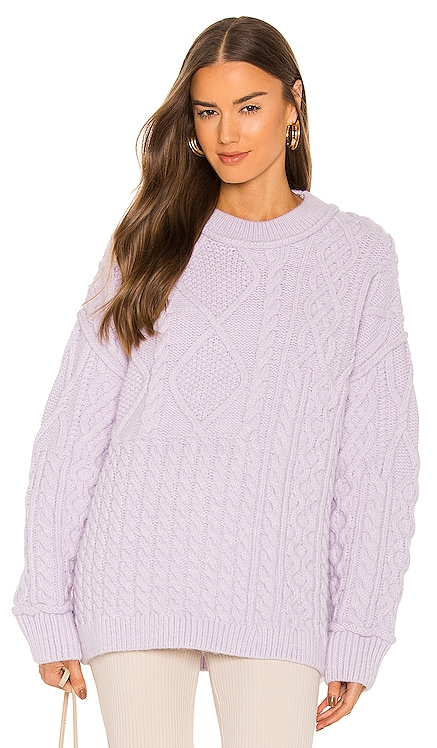Leslie Cable Tunic Free People $168